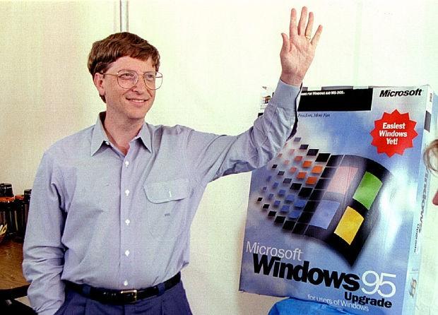 7 sự thật hài hước về ông trùm máy tính Bill Gates - ảnh 1