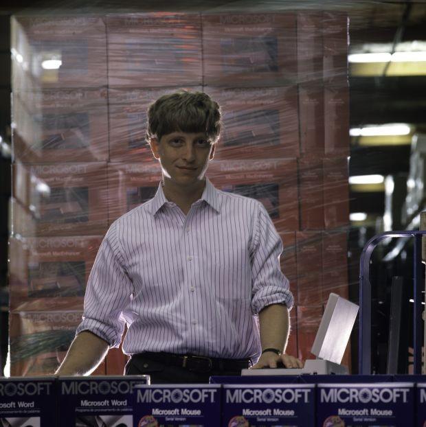 7 sự thật hài hước về ông trùm máy tính Bill Gates - ảnh 5