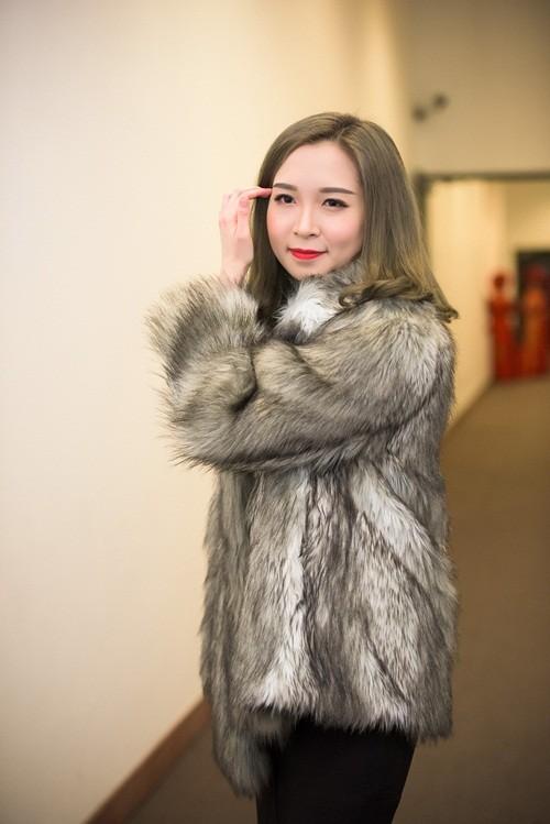 Lộ diện con gái xinh như hot girl của Xuân Hinh đi sự kiện - ảnh 4