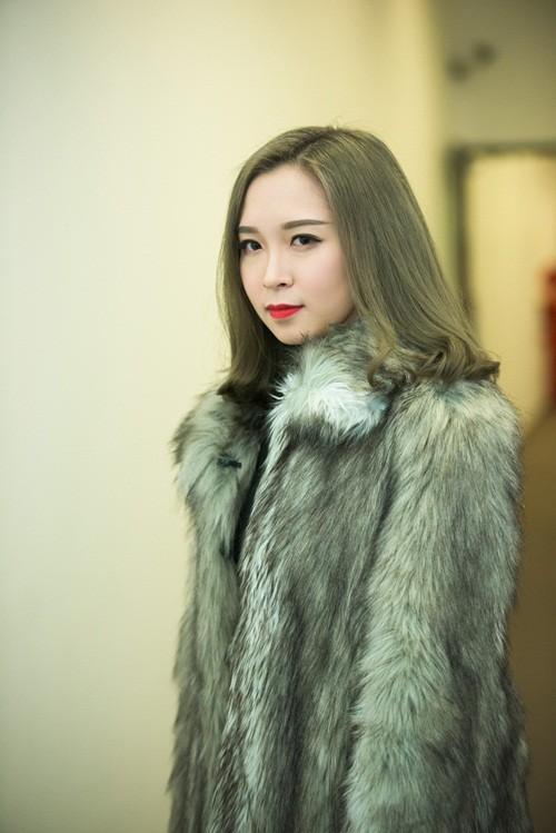 Lộ diện con gái xinh như hot girl của Xuân Hinh đi sự kiện - ảnh 3