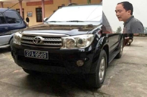 Khởi tố lái xe Sở GTVT chặn xe tải, 'làm luật' đòi tiền - ảnh 1