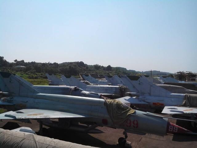 Việt Nam sẽ thay Mig-21 huyền thoại bằng tiêm kích phương Tây? - ảnh 2