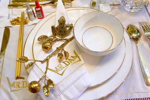 Đàm Vĩnh Hưng mở tiệc hoàng gia tại biệt thự triệu đô - ảnh 4