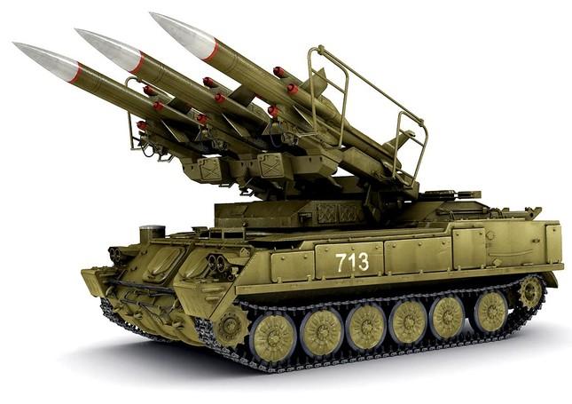 Khám phá uy lực 5 loại tên lửa phòng không khủng khiếp nhất lịch sử - ảnh 3
