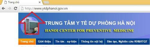 Các bước đăng kí tiêm vắc xin 5 trong 1 dịch vụ Pentaxim ở Hà Nội - ảnh 1