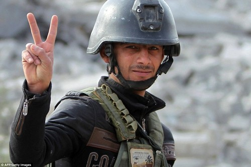 Bên trong thành phố chiến lược Ramadi quân đội Iraq tái chiếm  - ảnh 3