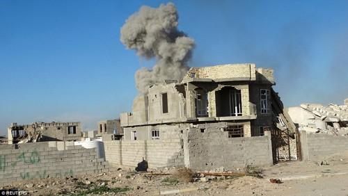 Bên trong thành phố chiến lược Ramadi quân đội Iraq tái chiếm  - ảnh 9
