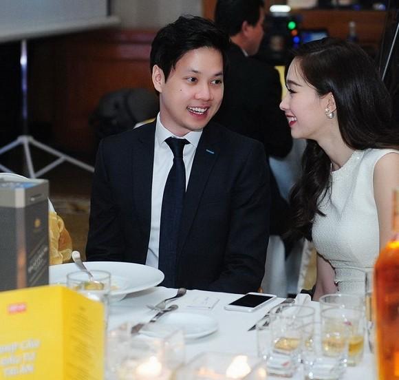 Đặng Thu Thảo dự sự kiện cùng bạn trai đại gia - ảnh 1