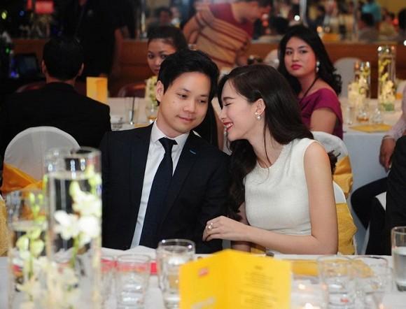 Đặng Thu Thảo dự sự kiện cùng bạn trai đại gia - ảnh 2