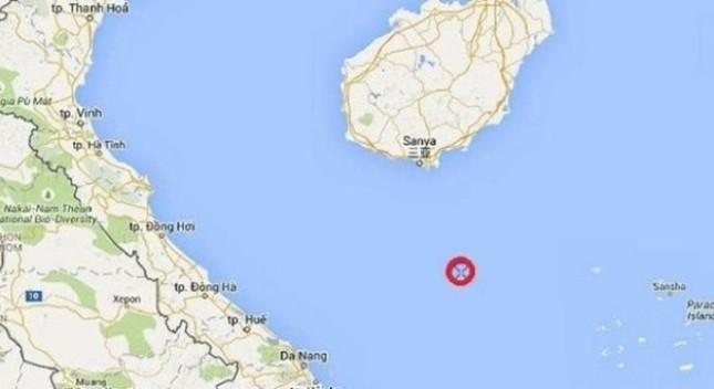 Giàn khoan Hải Dương-981 lại tiếp tục tiến vào Biển Đông - ảnh 2