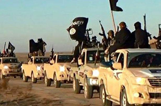 IS tiết lộ quốc gia duy nhất mà tổ chức này khiếp sợ - ảnh 1