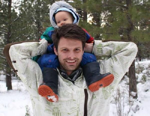 Vợ mất vì tai nạn, bố lên Facebook xin sữa mẹ nuôi con - ảnh 1