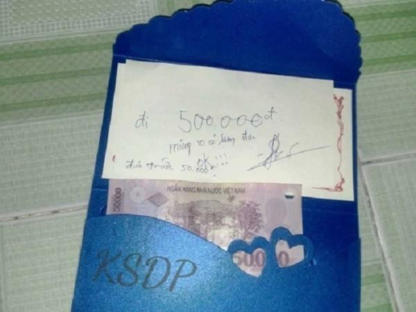 Cười nghiêng ngả với phong bì mừng đám cưới 'bá đạo' nhất quả đất - ảnh 1