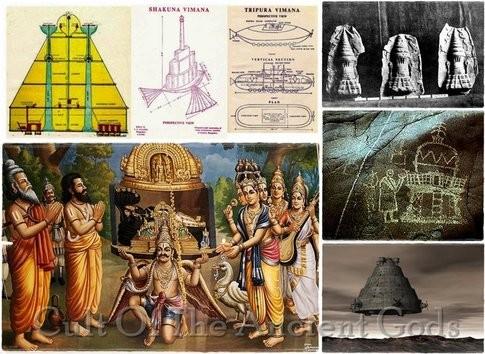 Lộ bằng chứng xuất hiện UFO từ 6000 năm trước - ảnh 1