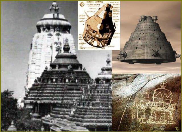 Lộ bằng chứng xuất hiện UFO từ 6000 năm trước - ảnh 2