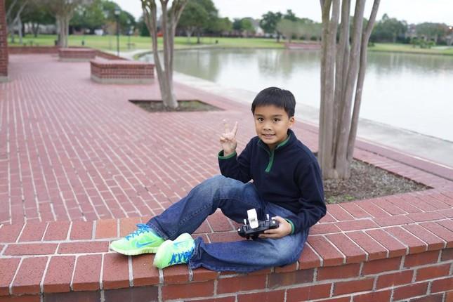 Lam Trường hạnh phúc gặp con trai trên đất Mỹ - ảnh 6