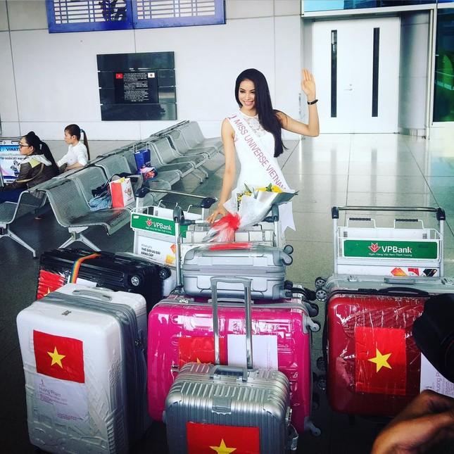 Phạm Hương 'đọ sắc' với Hoa hậu Philippines, Myanmar tại Mỹ - ảnh 6