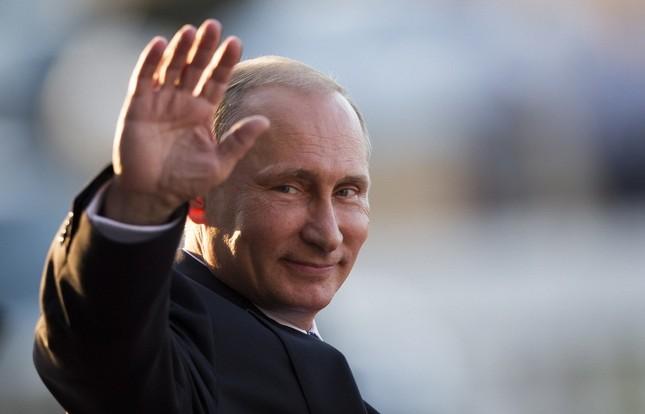 Putin lọt vào danh sách 100 nhà tư tưởng hàng đầu thế giới năm 2015 - ảnh 1