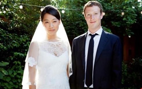 Chân dung bóng hồng đằng sau ông chủ Facebook - ảnh 3