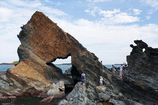 Ghềnh đá Bàn Than - hòn ngọc kỳ thú của Quảng Nam - ảnh 3