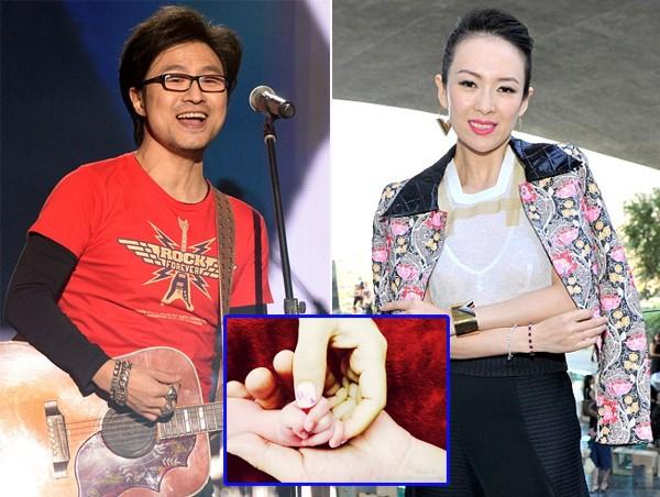 Uông Phong bị vợ cũ 'đá xoáy' khi Chương Tử Di sinh con gái - ảnh 3
