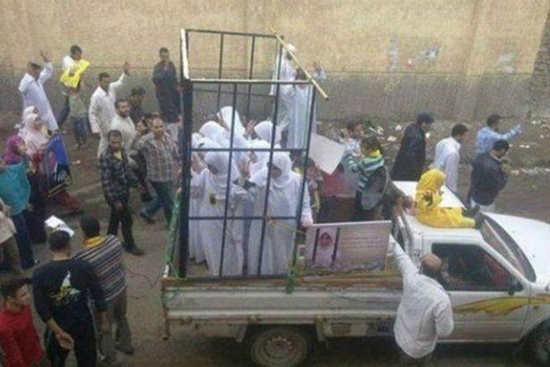 IS công bố 'cẩm nang cưỡng hiếp phụ nữ' - ảnh 2