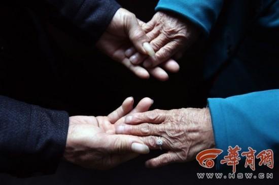 Cụ bà 98 tuổi dọa nhảy lầu tự tử vì không được làm đám cưới - ảnh 2