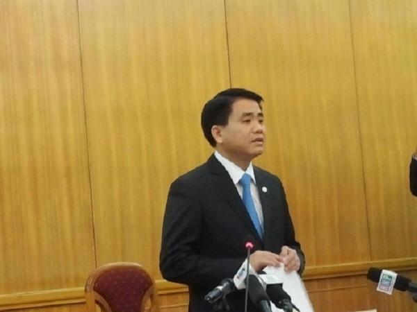 Tướng Chung hứa gì sau khi trúng cử chủ tịch Hà Nội? - ảnh 1