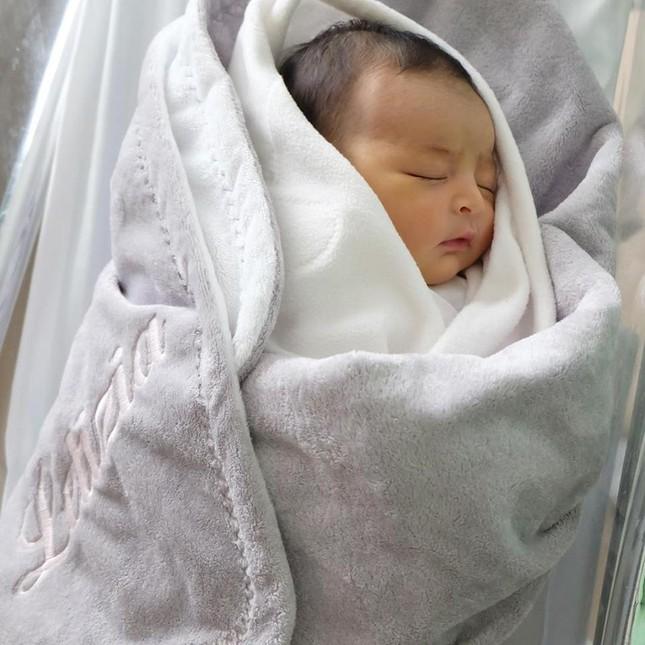 Con gái xinh như thiên thần của mỹ nhân Philippines Marian Rivera  - ảnh 2