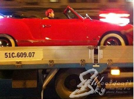 Sự thật thú vị về màn lái xe cực ngầu của Sơn Tùng M-TP trong MV mới - ảnh 1