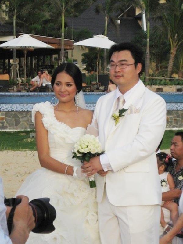 Chân dung ông xã 'không phải đại gia' của Hoa hậu đẹp nhất châu Á - ảnh 3