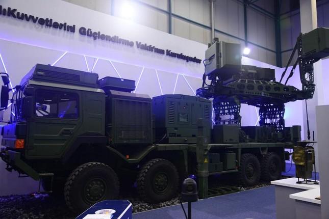 Hệ thống Koral của Thổ Nhĩ Kỳ có gì để khuất phục S-400 của Nga? - ảnh 3