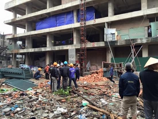 Hà Nội: Rơi thang máy, 2 người tử vong tại chỗ - ảnh 2