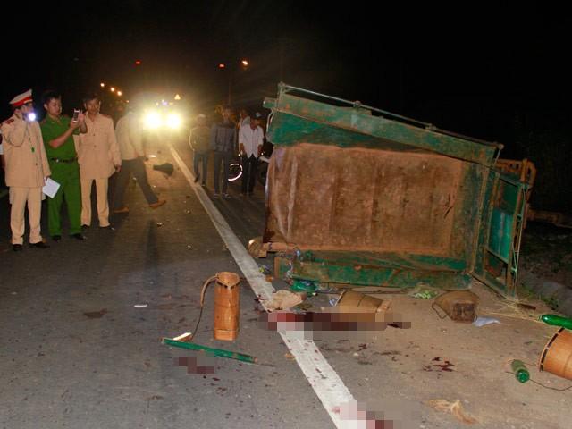 Tai nạn thảm khốc 14 người thương vong: Tạm giam tài xế - ảnh 1