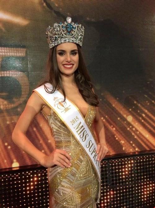 Lệ Quyên nhận giải phụ, người đẹp Paraguay là Hoa hậu Siêu quốc gia - ảnh 1