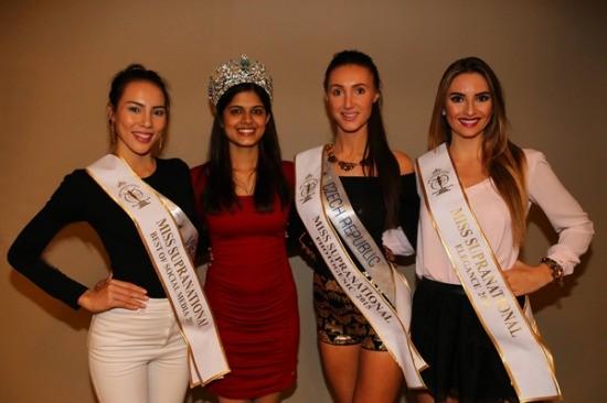Lệ Quyên nhận giải phụ, người đẹp Paraguay là Hoa hậu Siêu quốc gia - ảnh 3