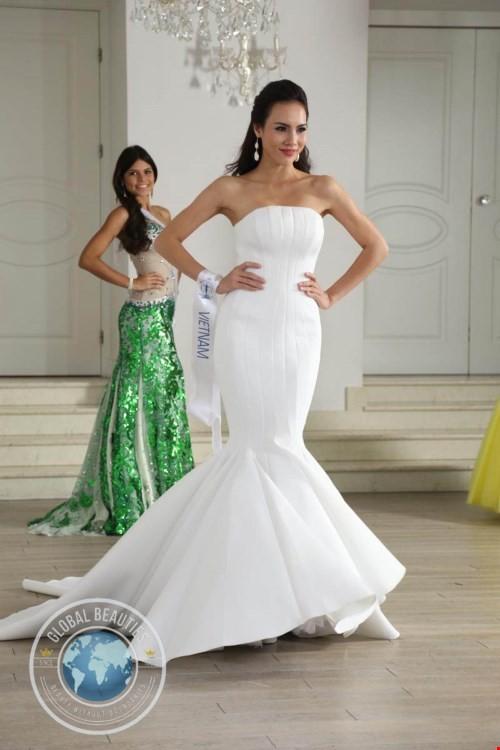Lệ Quyên nhận giải phụ, người đẹp Paraguay là Hoa hậu Siêu quốc gia - ảnh 4