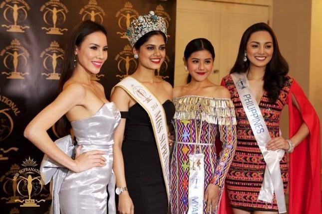 Lệ Quyên nhận giải phụ, người đẹp Paraguay là Hoa hậu Siêu quốc gia - ảnh 5