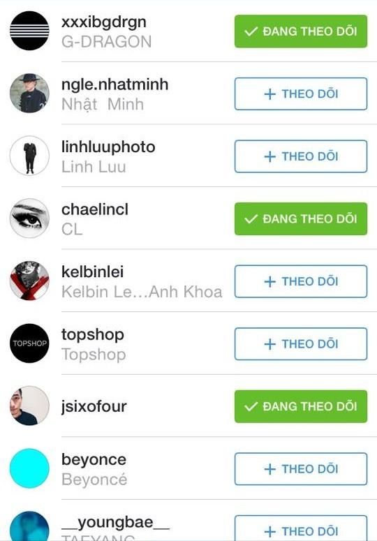 Nghi án Gil Lê Chi Pu trục trặc, bỏ theo dõi nhau trên Instagram - ảnh 1