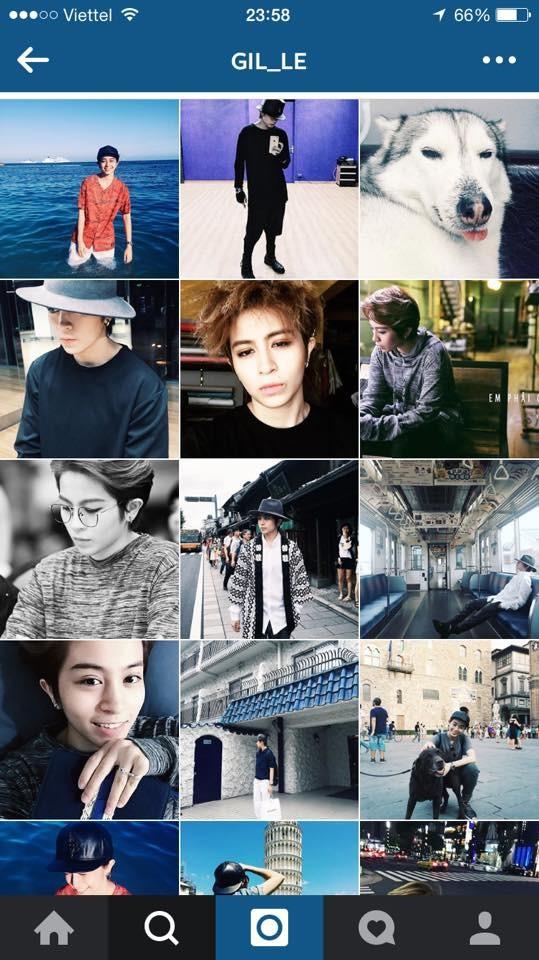 Nghi án Gil Lê Chi Pu trục trặc, bỏ theo dõi nhau trên Instagram - ảnh 3