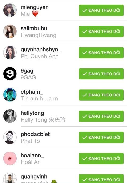 Nghi án Gil Lê Chi Pu trục trặc, bỏ theo dõi nhau trên Instagram - ảnh 2