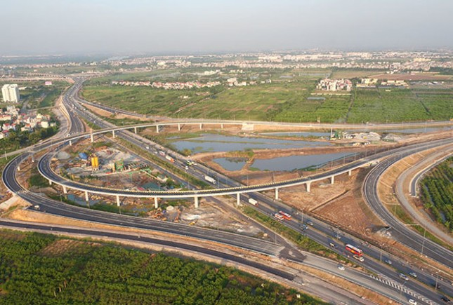 Thông xe toàn tuyến cao tốc, Hà Nội đi Hải Phòng còn 1 giờ - ảnh 1