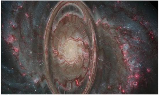 Thí nghiệm khám phá sóng hấp dẫn, bí ẩn vũ trụ 100 năm qua - ảnh 1