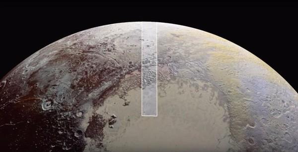 NASA công bố hình ảnh rõ nét nhất về Sao Diêm Vương - ảnh 1