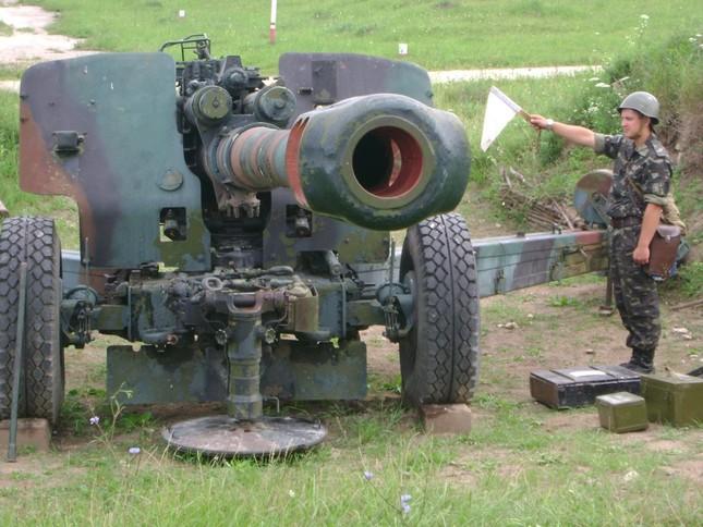 Khám phá sức mạnh khủng khiếp của 'vua pháo kéo' Msta-B - ảnh 1