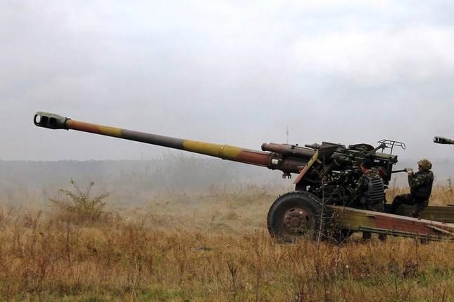 Khám phá sức mạnh khủng khiếp của 'vua pháo kéo' Msta-B - ảnh 3