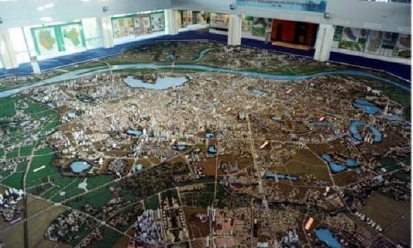 Hà Nội sẽ xây đô thị ngầm vào năm 2030 - ảnh 1