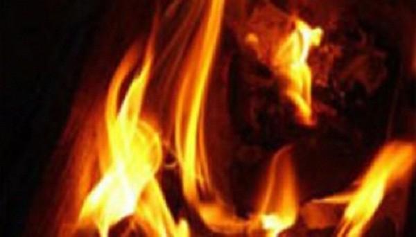 Nghịch tử giết cha rồi đốt nhà phi tang - ảnh 1