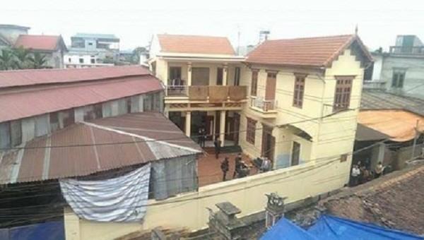 Vụ cả gia đình bị sát hại ở Hà Nội: Phát hiện thêm hung khí gây án - ảnh 1