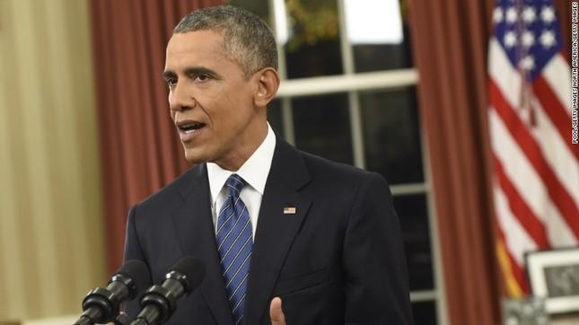 Tổng thống Obama: Mỹ sẽ tiêu diệt IS và các tổ chức khủng bố - ảnh 1
